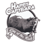 Happy Capybara